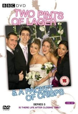 Watch Movie Two Pints of Lager and a Packet of Crisps - Season 5