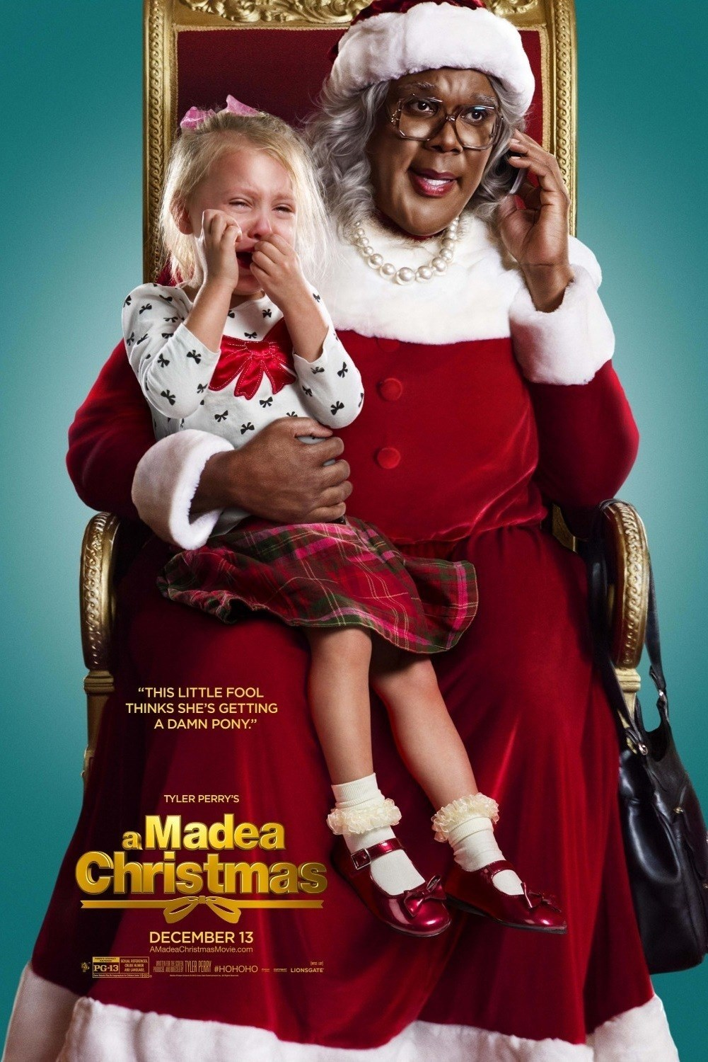 Watch Movie Tyler Perrys A Madea Christmas