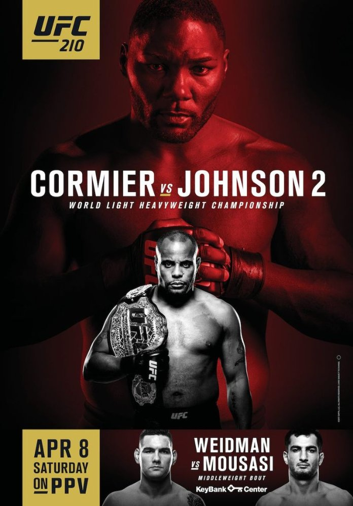 Watch Movie UFC 210