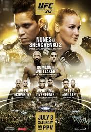Watch Movie UFC 213