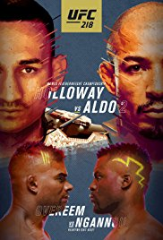 Watch Movie UFC 218