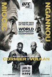 Watch Movie UFC 220