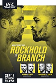 Watch Movie UFC Fight Night 116
