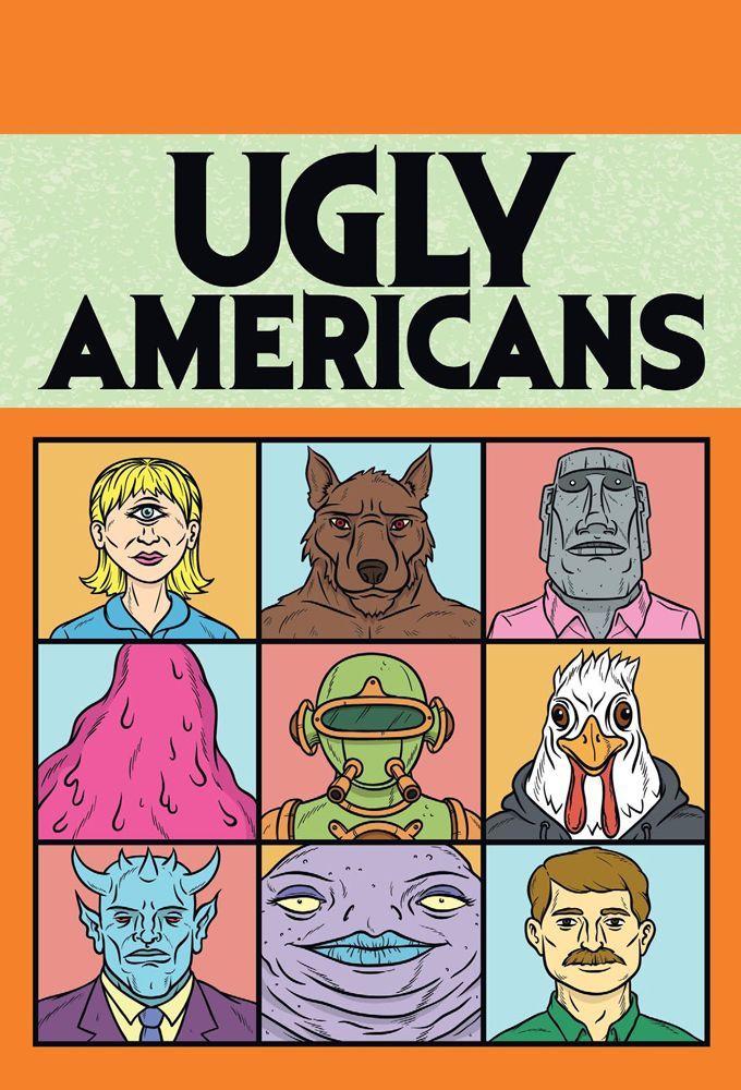 Watch Movie Ugly Americans - Season 2