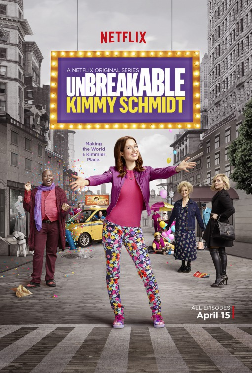 Watch Movie Unbreakable Kimmy Schmidt - Season 4
