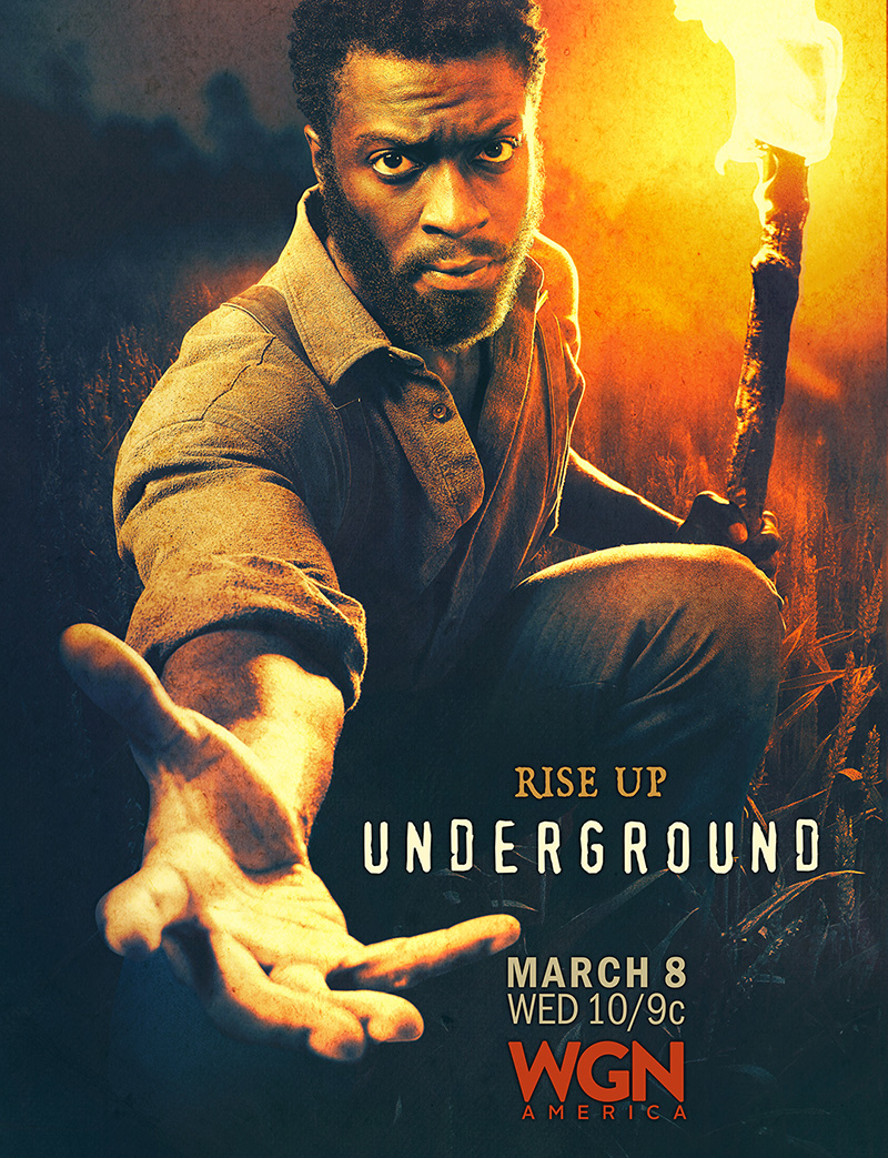 Watch Movie Underground - Season 2