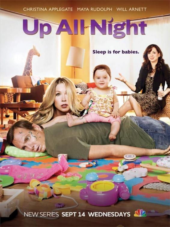 Watch Movie Up All Night - Season 1