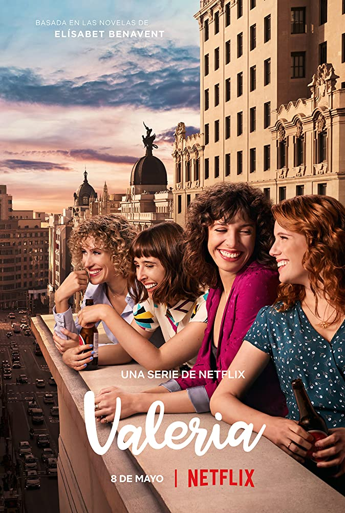 Watch Movie Valeria (2020) - Season 1