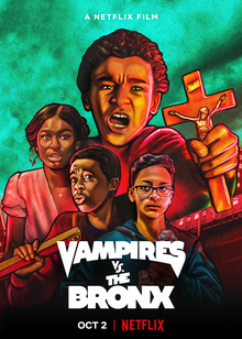 Watch Movie Vampires vs. the Bronx