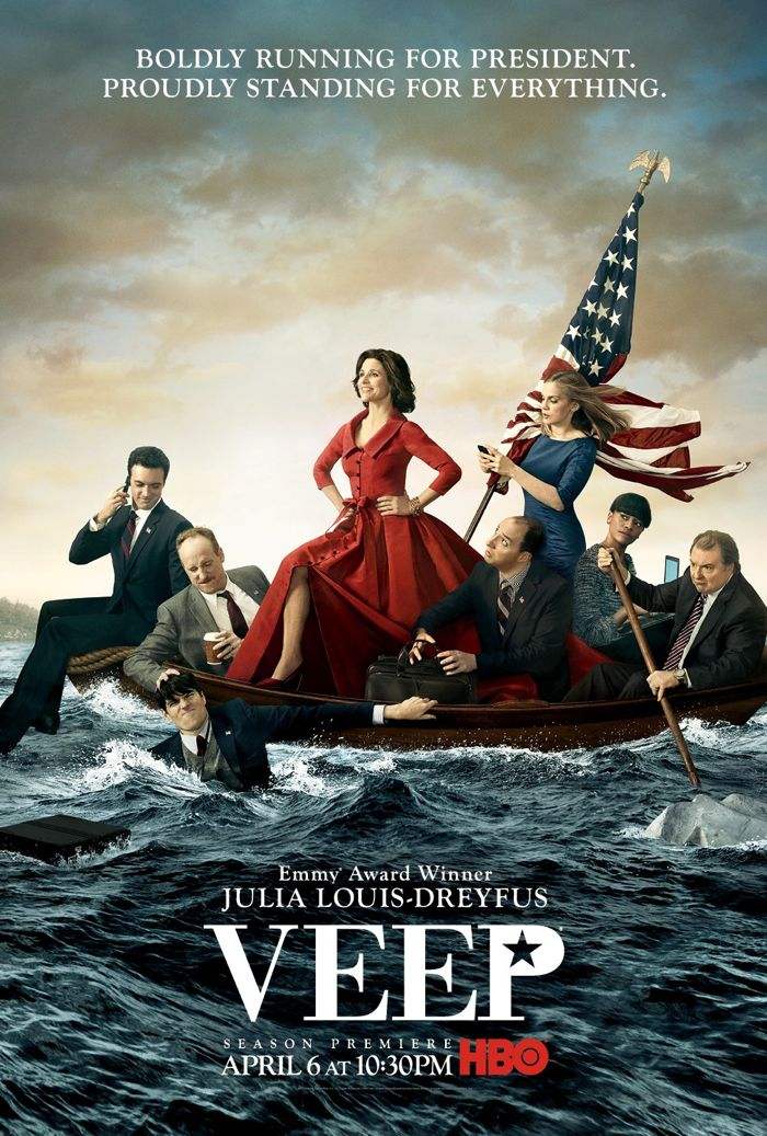 Watch Movie Veep - Season 3