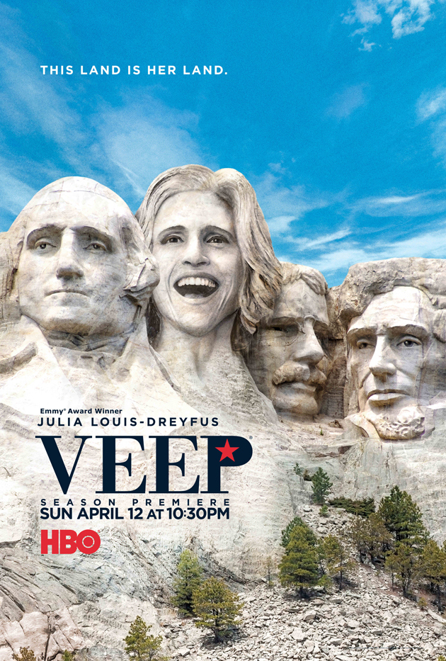 Watch Movie Veep - Season 4