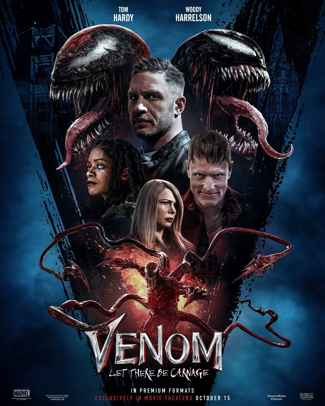 Watch Movie Venom: Let There Be Carnage
