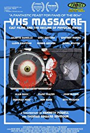 Watch Movie VHS Massacre: Cult Films and the Decline of Physical Media