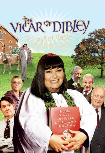 Watch Movie Vicar of Dibley - Season 4