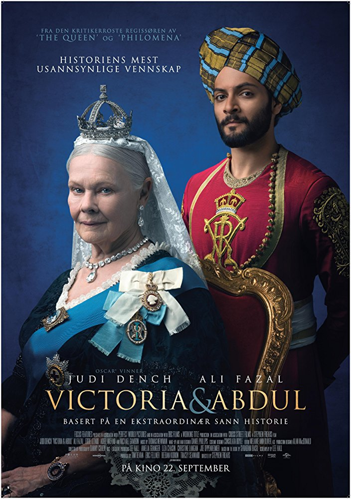 Watch Movie Victoria and Abdul