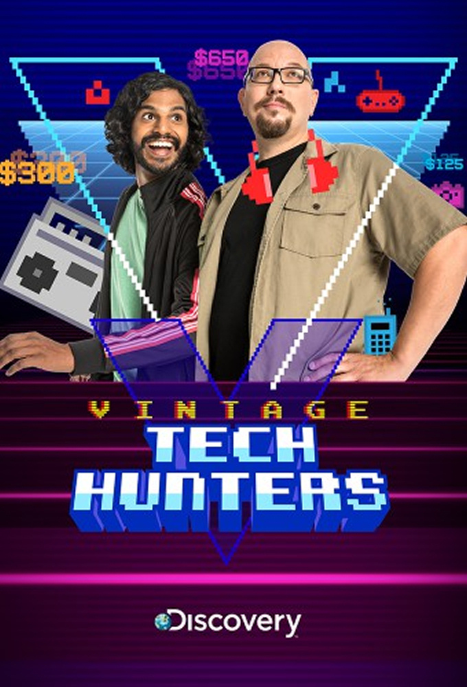 Watch Movie Vintage Tech Hunters - Season 1