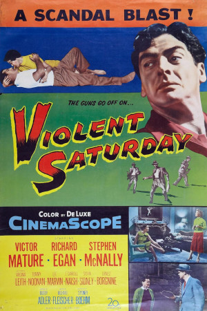 Watch Movie Violent Saturday