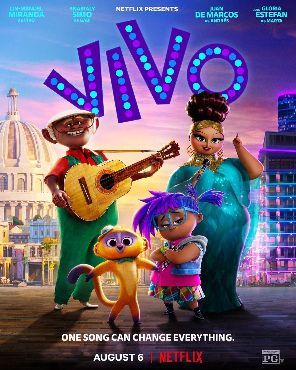 Watch Movie Vivo
