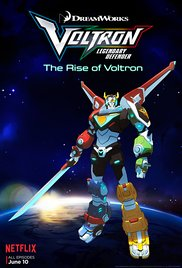 Watch Movie Voltron: Legendary Defender - Season 1