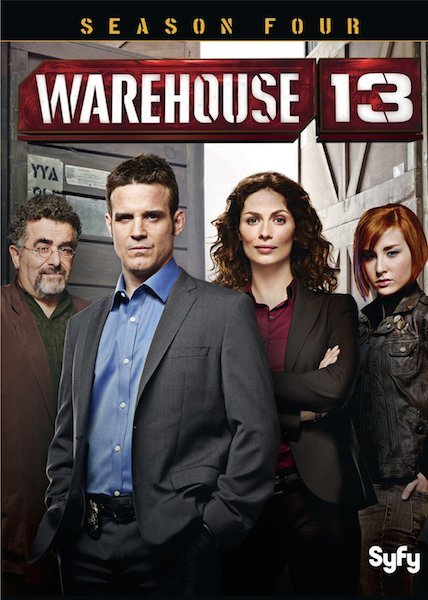 Watch Movie Warehouse 13 - Season 4