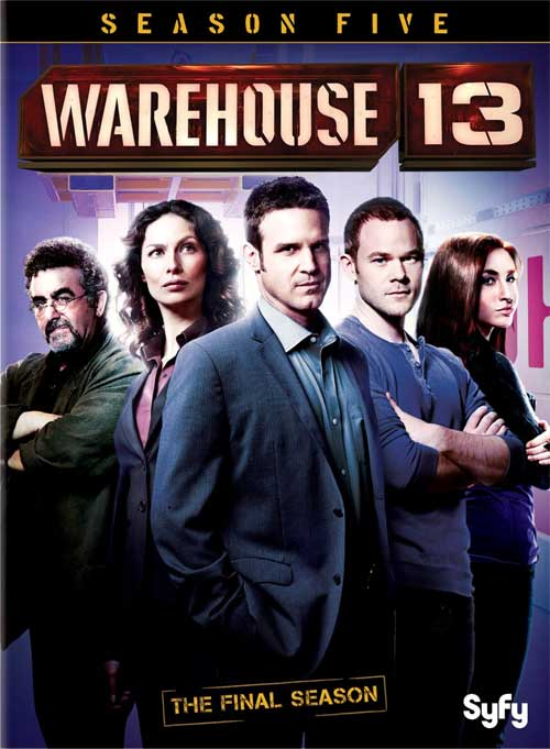 Watch Movie Warehouse 13 - Season 5