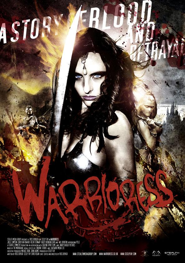 Watch Movie Warrioress
