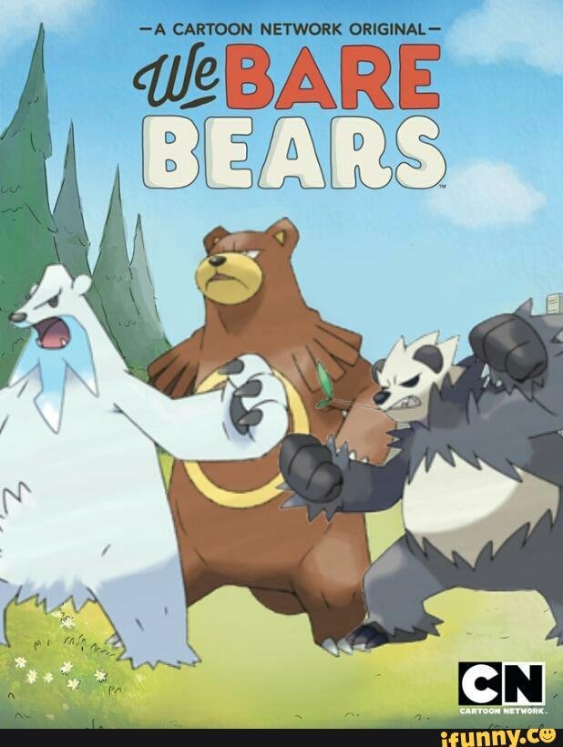 Watch Movie We Bare Bears - Season 2