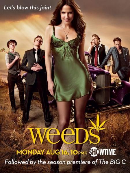 Watch Movie Weeds - Season 6