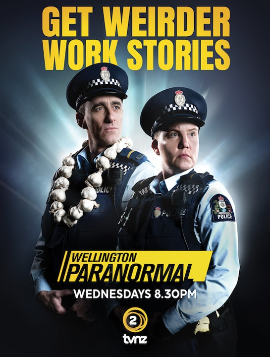 Watch Movie Wellington Paranormal - Season 2