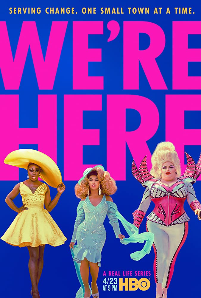 Watch Movie We're Here - Season 1