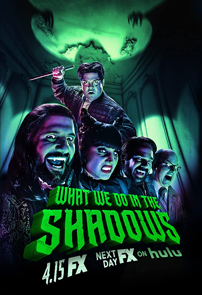 Watch Movie What We Do in the Shadows - Season 2