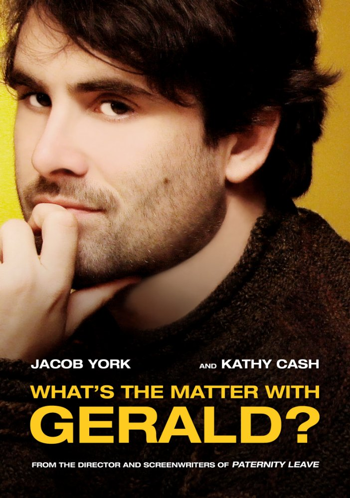 Watch Movie What's the Matter with Gerald?