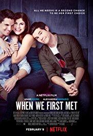 Watch Movie When We First Met