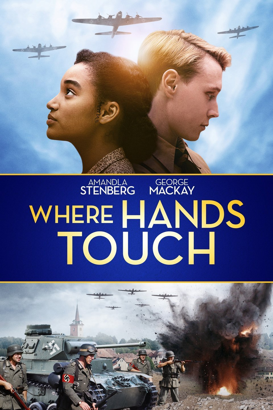Watch Movie Where Hands Touch