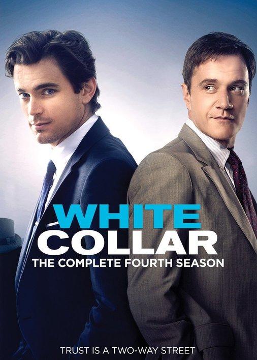 Watch Movie White Collar - Season 4