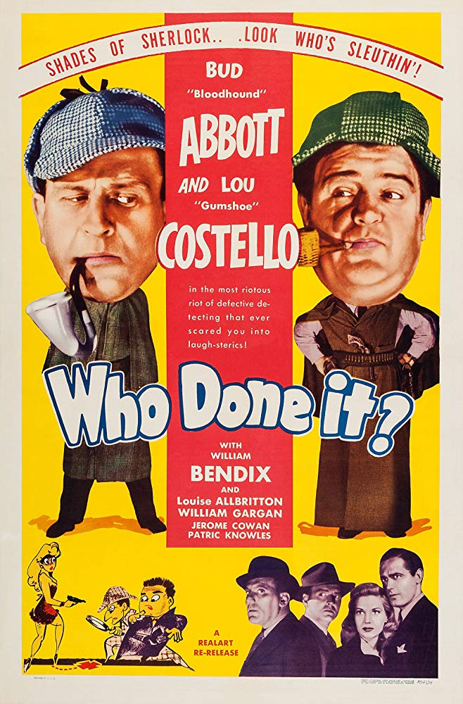 Watch Movie Who Done It?