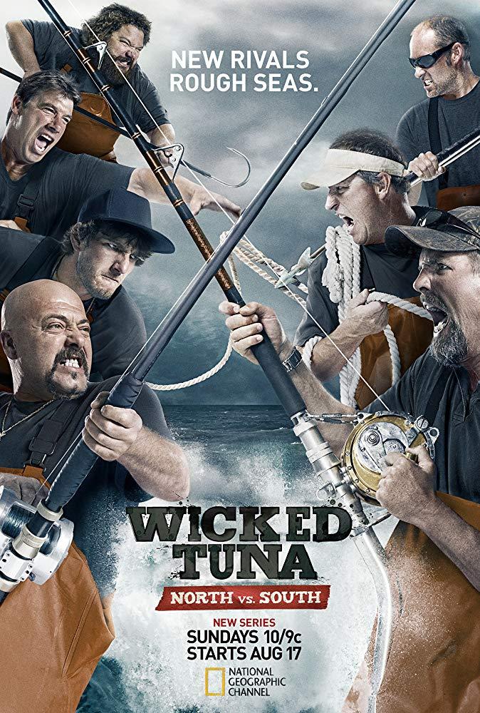 Watch Movie Wicked Tuna: North vs. South - Season 4