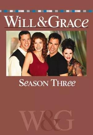 Watch Movie Will and Grace - Season 3