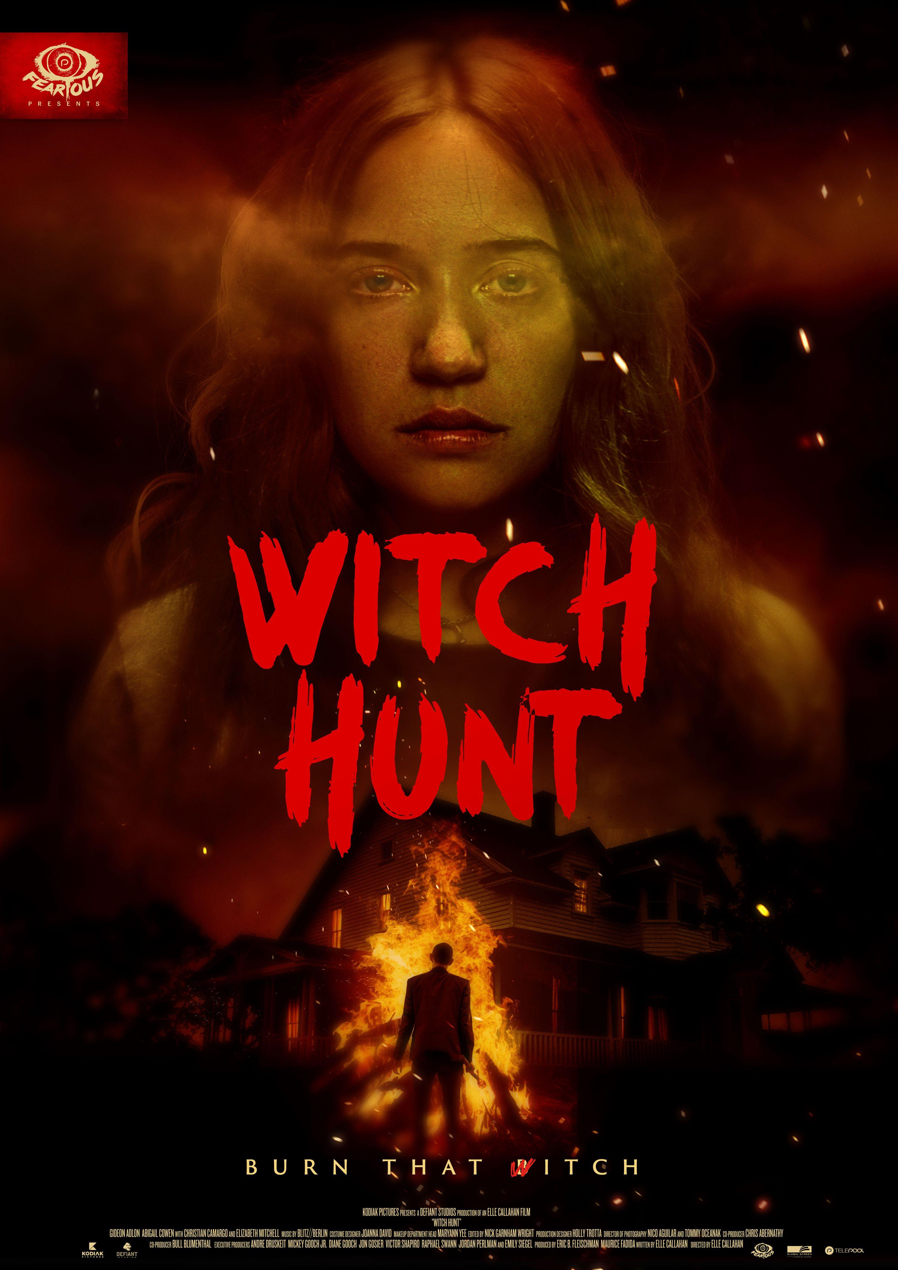 Watch Movie Witch Hunt