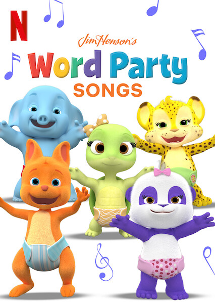 Watch Movie Word Party Songs - Season 1