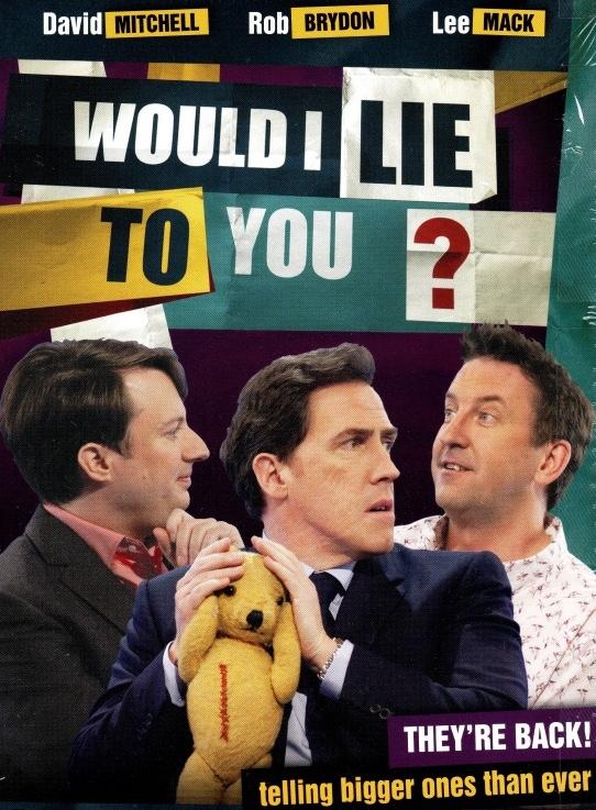 Watch Movie Would I Lie To You? - Season 7
