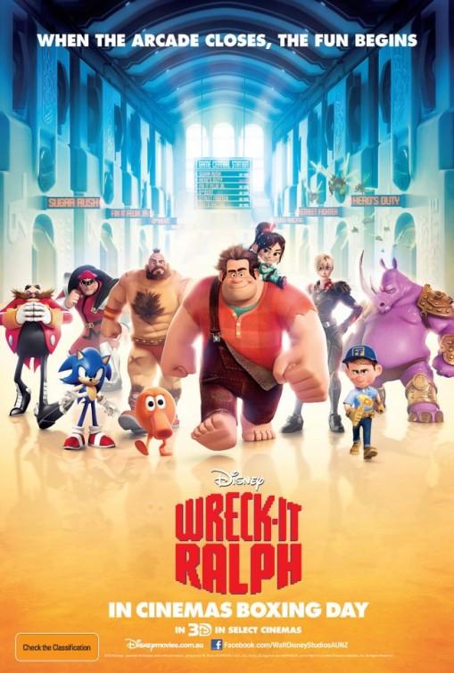 Watch Movie Wreck It Ralph