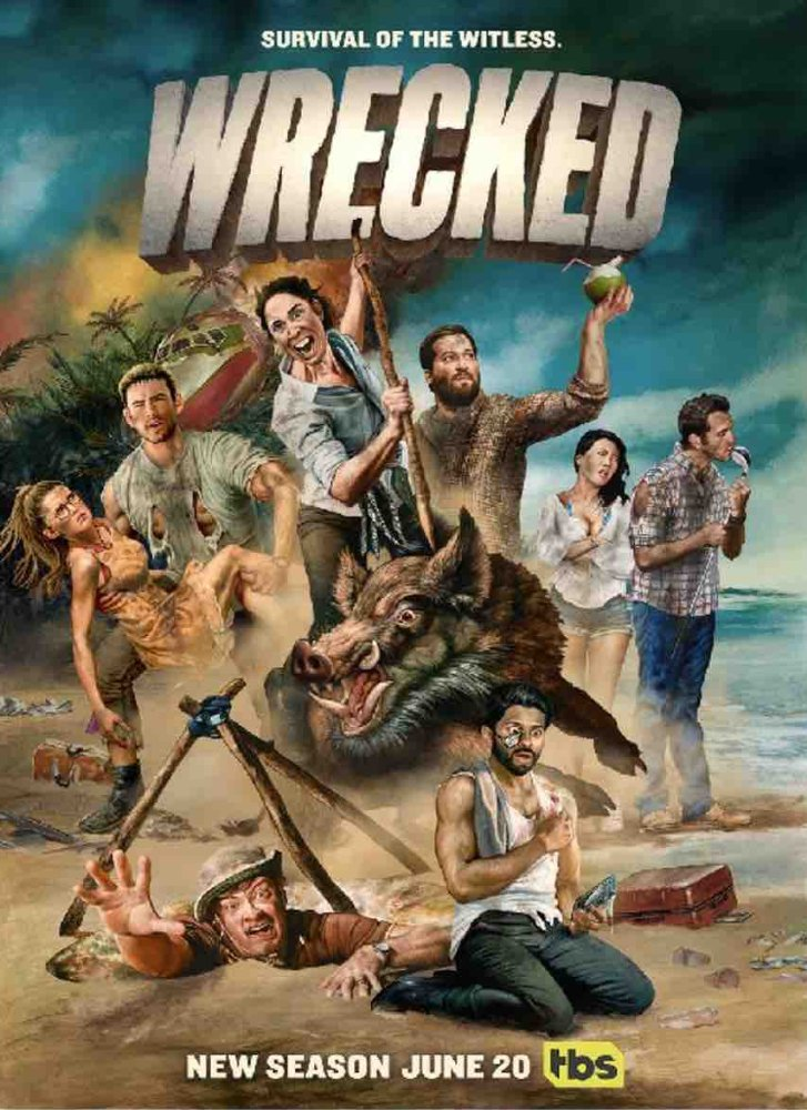 Watch Movie Wrecked - Season 2