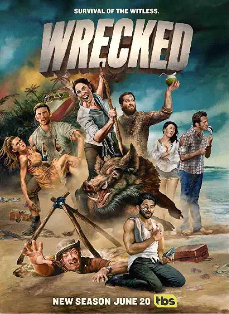 Watch Movie Wrecked - Season 3
