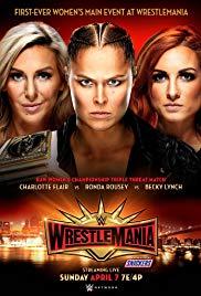 Watch Movie WrestleMania 35