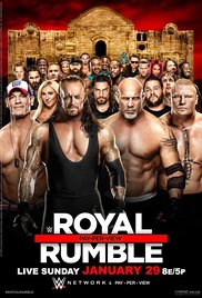 Watch Movie WWE Royal Rumble