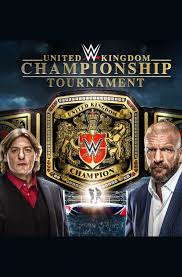 Watch Movie WWE United Kingdom Championship Tournament