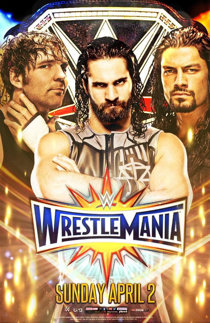 Watch Movie WWE Wrestlemania 33