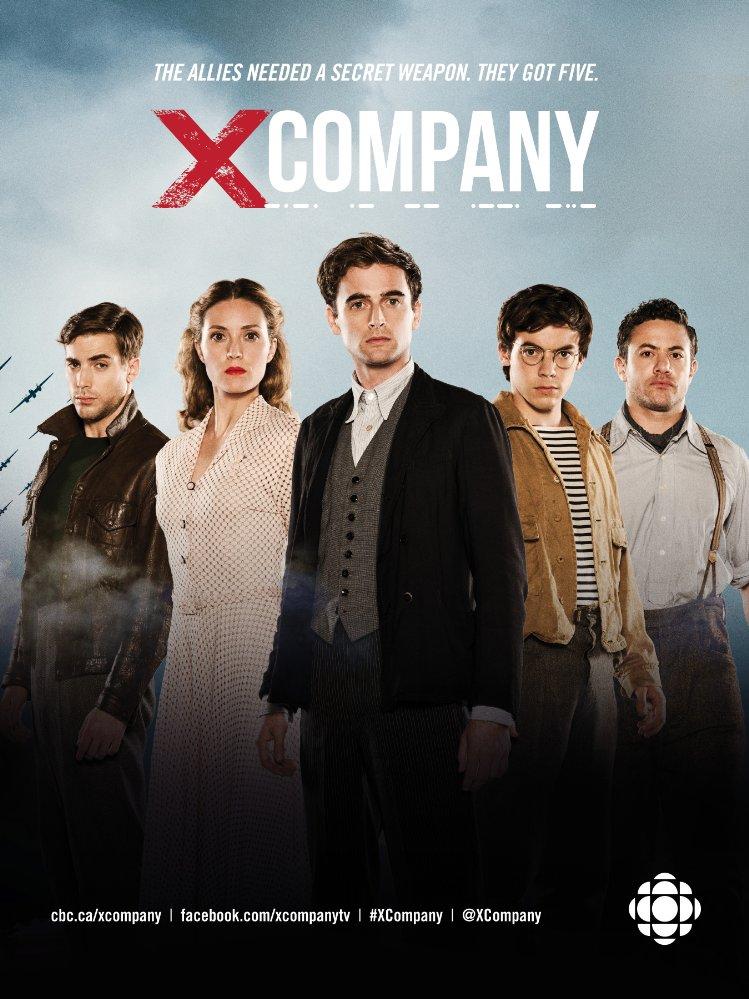 Watch Movie X Company - Season 1
