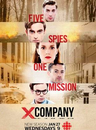 Watch Movie X Company - Season 3
